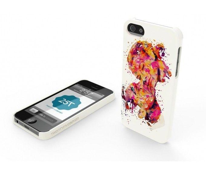 New TwentyfiveSeven Slim Hard Case WHITE in Limited Edition by Kaneda. #Lovers