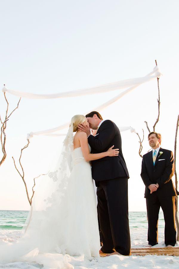 florida wedding, beach florida wedding, beach wedding inspiration, florida wedding