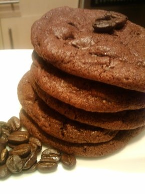 Double Chocolate Espresso Cookies....rave reviews