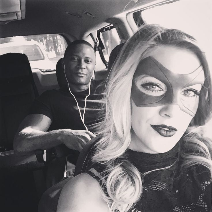 "Katie Cassidy στο Instagram: ""#Arrow @davidpaulramsey"""