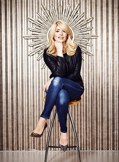 Holly Willoughby - in pictures