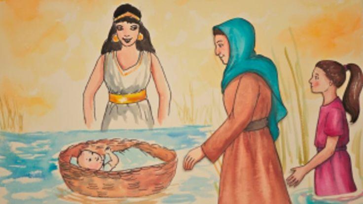 Nasta raamis - Vauva korissa