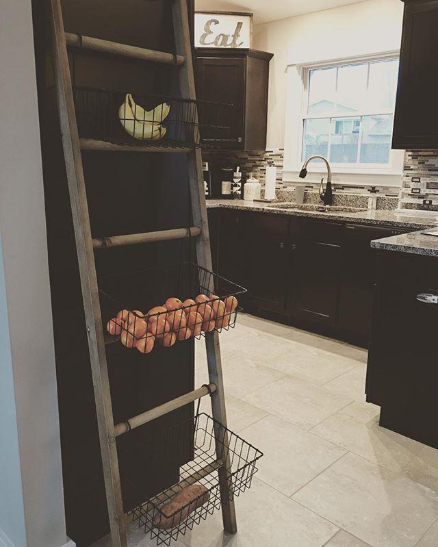 Kitchen Storage Ladder: Best 25+ Fruit Storage Ideas On Pinterest