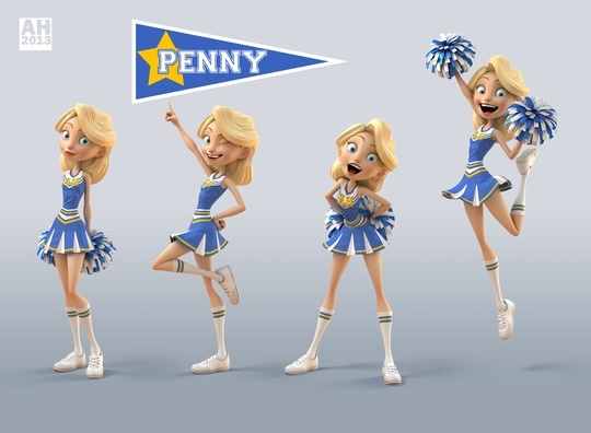 Penny by Andrew Hickinbottom