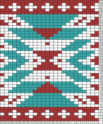 : aztec motif
