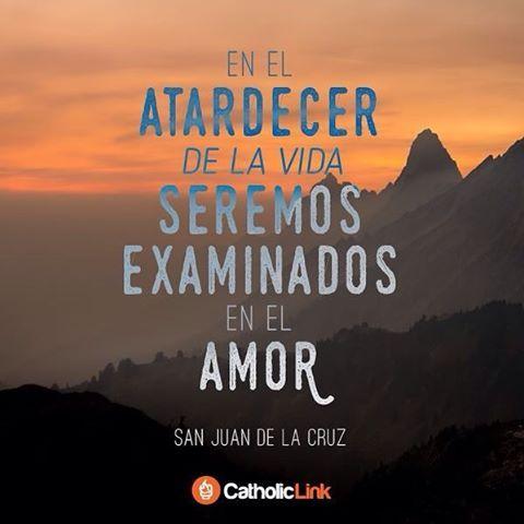 Hoy, en el día de los fieles difuntos, recordemos que el propósito de nuestra vida es el amor.