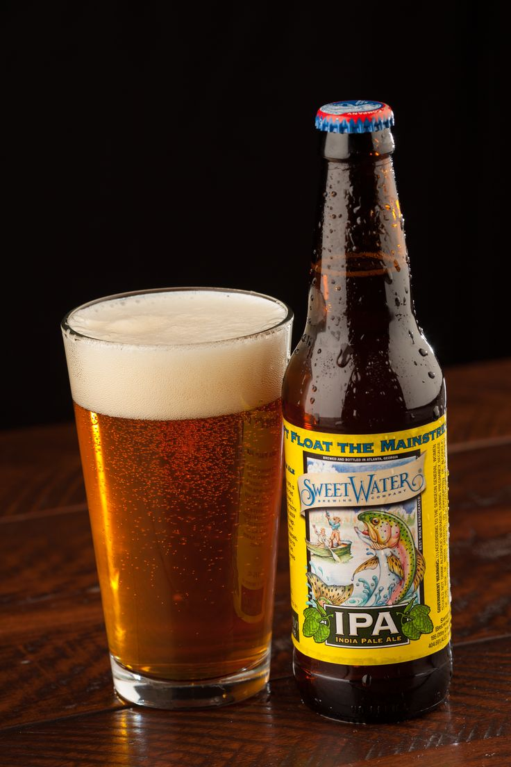 SweetWater IPA - Available year round