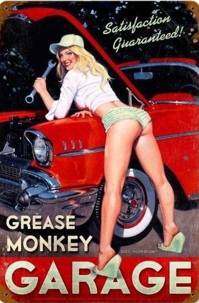 grease monkey garage