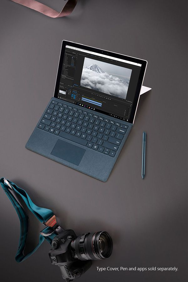 The versatile new Surface Pro helps location scout Leann tackle anything on the road.