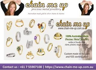 "Australia Jewellery Online Stores  At Fraser Ross we have beautiful, high quality pieces at affordable prices! Don't let yourself confuse affordable with cheap though, there's nothing 'cheap"" about our jewellery except for the price! At Fraser Ross we pride ourselves on only selling the best without breaking the bank! https://www.chain-me-up.com.au/"