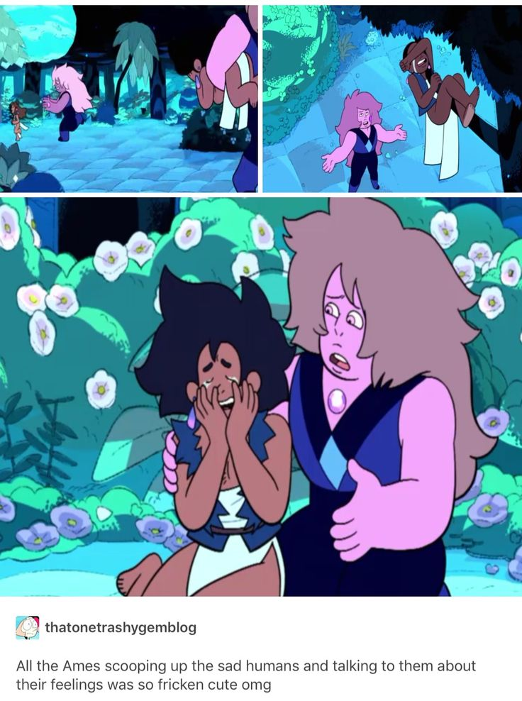 I wish I had an amethyst that would do that to me... Or maybe I just need a friend :/