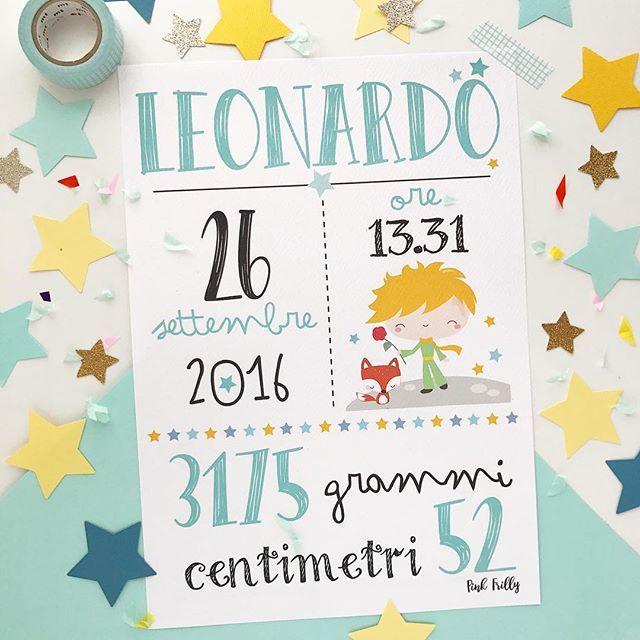 """frillynewborn"" newborn card le petit prince-il piccolo prnicipe by pinkfrilly"