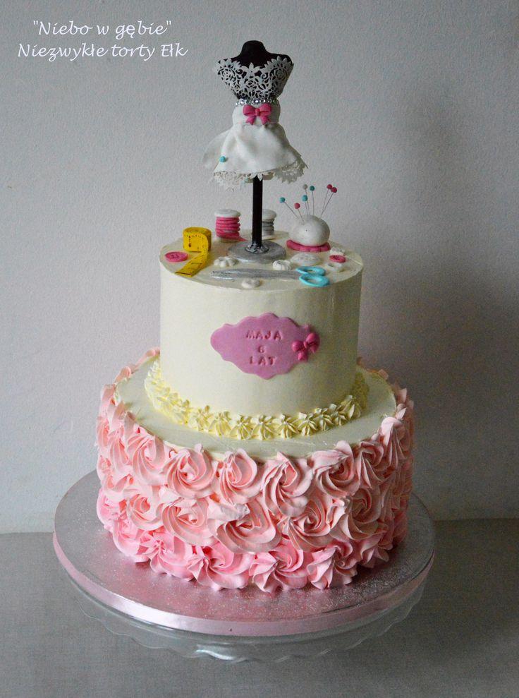 #projektantka #tort #bezmasycukrowej
