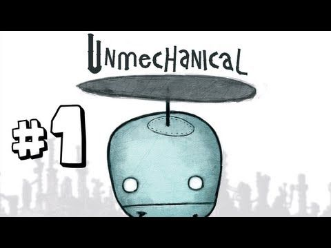 Unmechanical - Gameplay - YouTube