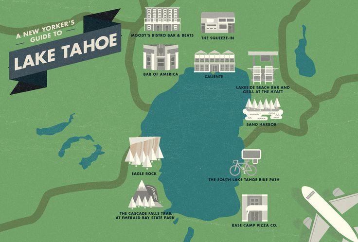 Best Things To Do In Lake Tahoe -- Lake Tahoe Hiking Trails, Tahoe Hotels, Best Dinner In Tahoe, Lake Tahoe Nightlife