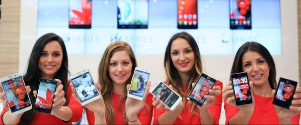Koreańskie LG zachęcone swoimi wynikami na rynku urządzeń mobilnych z dużymi ambicjami podchodzi do celów, jakie stawia przed sobą w 2013 roku.  http://www.spidersweb.pl/2013/02/mwc-2013-smartfony-lg-swift-optimus.html