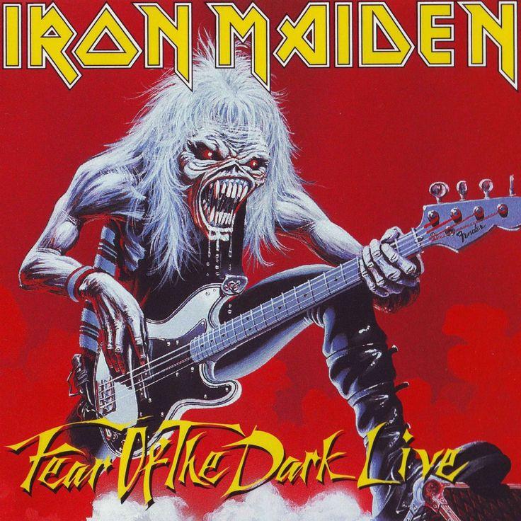 Iron Maiden - Fear Of The Dark (Live) (Single).jpg (1280×1280)