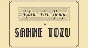 Aşkın Nur Yengi, Sahne Tozu adlı projesi ile 28 Mayıs 2015 de Sahne Beşiktaş'ta sevenleriyle buluşuyor. #aşkın #nur #yengi #pop #müzik # konseri