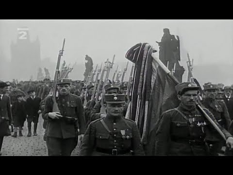 World War 1. The emergence of a democratic Czechoslovak independence would not have been possible without the incredible bravery and heroism of the Czech Legions who travelled from near Moacow to Vladivostock fighting both the Red and White Russian armies along the way. They went to fight with the Allies in France.