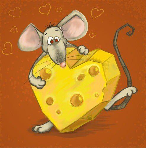 Смешные картинки с сыром