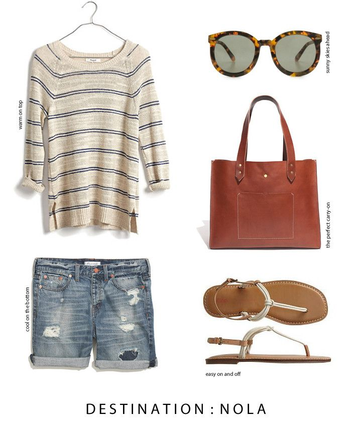 What to Wear: Destination New Orleans I Cave Girl in the City