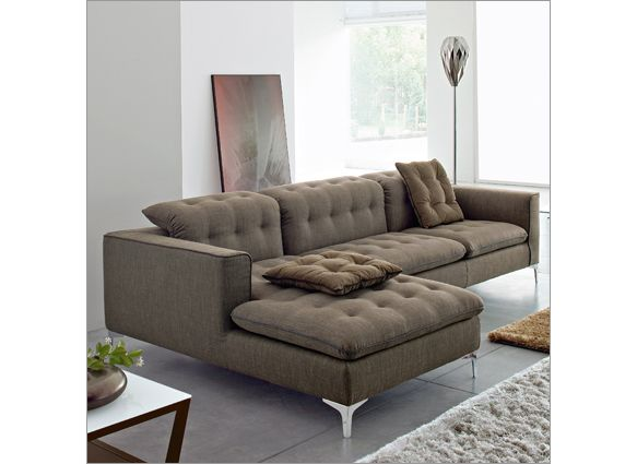 L-shape sofa from DSL Furniture http://www.dslfurniture.com