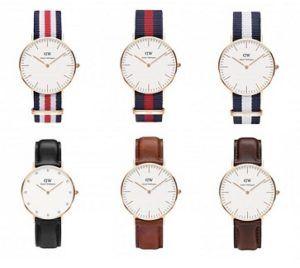 Relojes Daniel Wellington baratos para comprar online al mejor precio