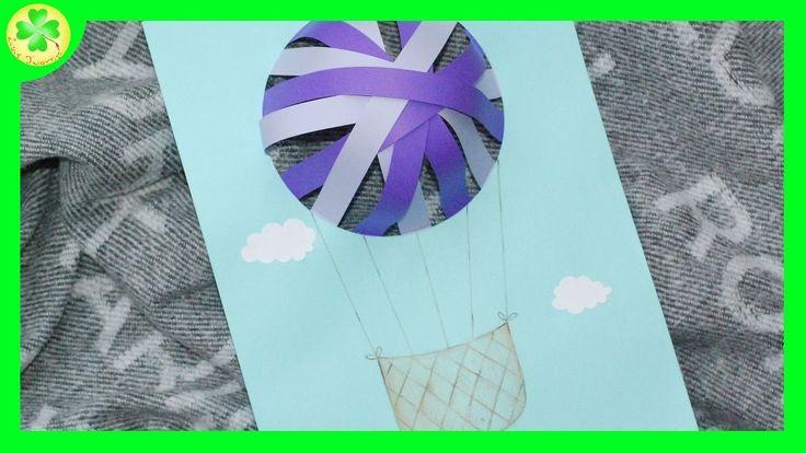 Filmik, z którego dowiecie się, jak wykonać trójwymiarowy balon z papieru ;)   #balon #zpapieru #papierowybalon #diy #handmade #zróbtosam #poradnik #tutorial #jakzrobić #howto #sposóbwykonania #instrukcja #instruction #film #filmik #movie #YouTube #youtube #krokpokroku #balloon #paperballoon #craft #crafts #papercraft #papercrafts #kidscraft