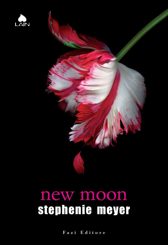 Stephenie Meyer - New Moon [Fazi]. Fino a tre quarti è di gran lunga il mio preferito della saga.