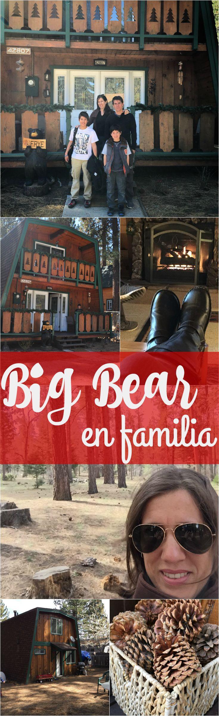 De vacaciones en Big Bear, California con VRBO     Travel Blogger | Viajes | Turismo | Viajes en carretera |