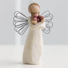 Sağlık Meleği   Good Health - Sanatçı Susan Lordi tarafından tasarlanan bu figüratif heykeller, vücut hareketleri yoluyla duygularınızı en güzel şekilde ifade edecekler... Ölçüler: 13,5 cm