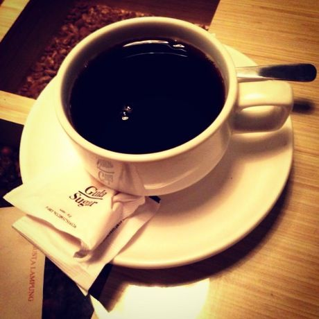 This coffee from Mandailing Indonesia