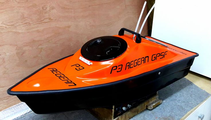 P3 Aegean - P4 Aegean - F3 Aegean..the intelligent RC fishing boats with GPS-V3 http://baitboat.gr