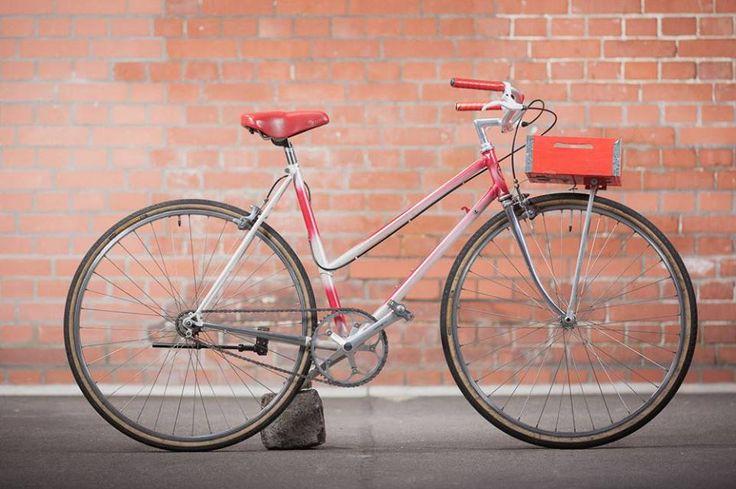Gothamcargo bicycle crates x vintage Bike Rental Berlin http://www.findingberlin-tours.com/bikes/