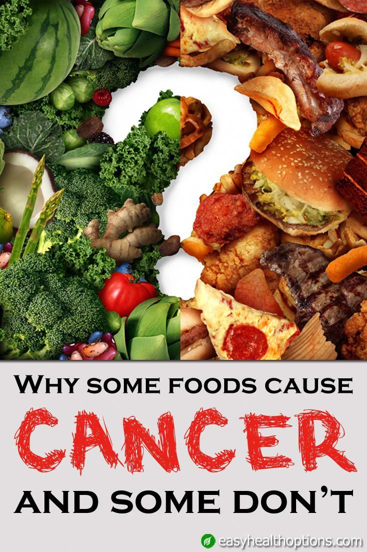 By now, you know that your diet influences your cancer risk
