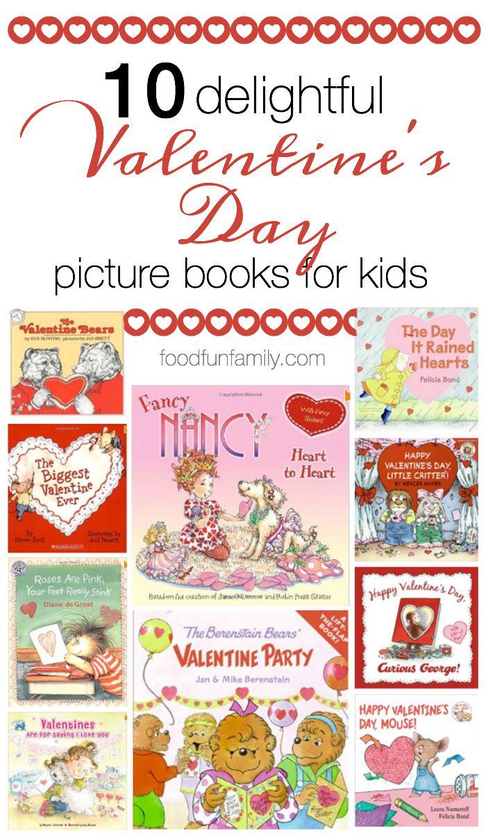 10 Valentine's Day Books For Kids