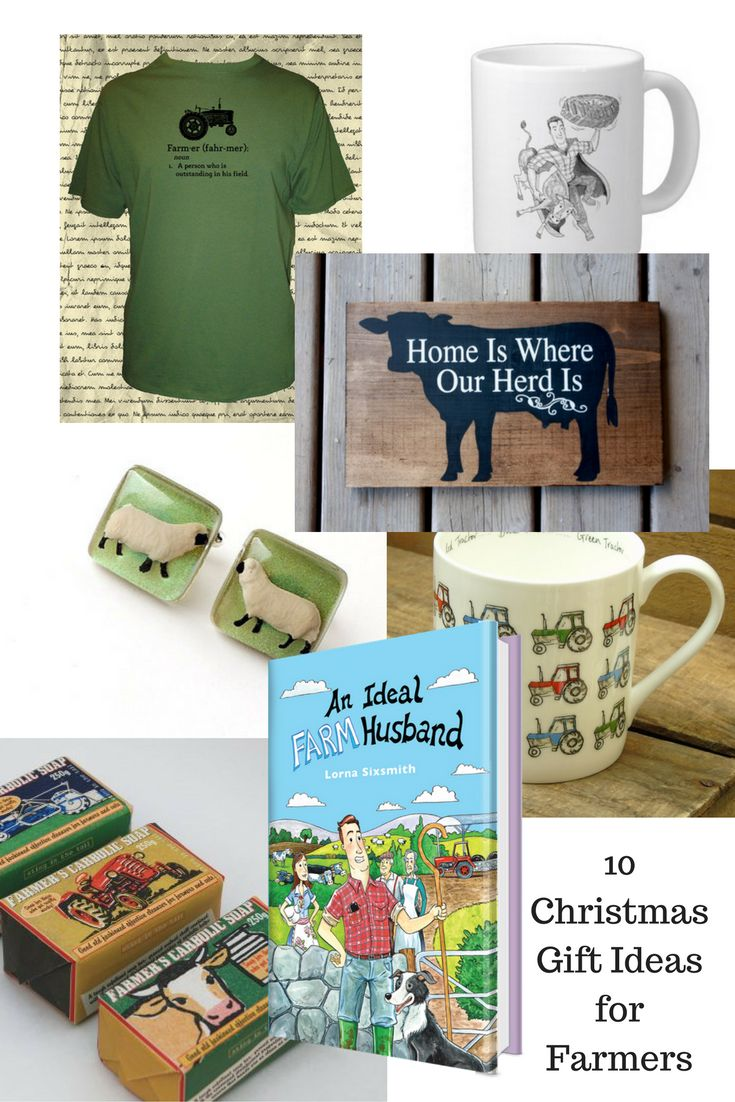 10 christmas stocking gift ideas for farmers inexpensive for Top 10 practical christmas gifts