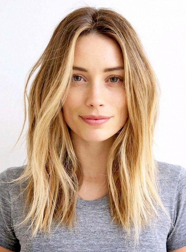 Tendance coupe coiffure femme description coupe cheveux longs 5 cheveux longs pinterest - Pinterest coiffure femme ...