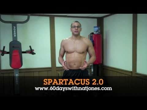 MEN'S HEALTH SPARTACUS 2.O WORKOUT.....not just for men!!!