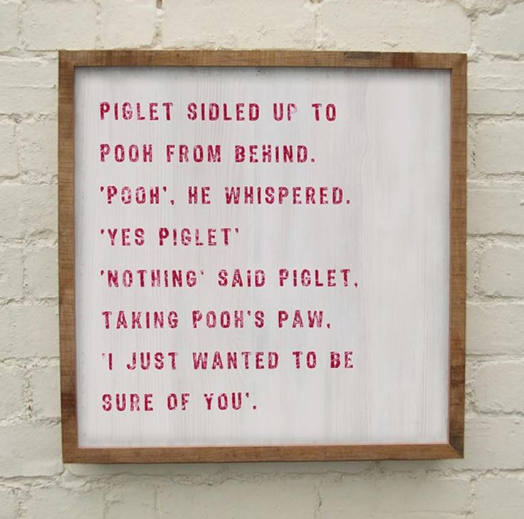 52 besten Winnie the Pooh quotes Bilder auf Pinterest