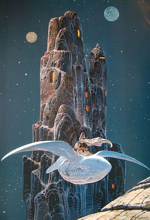 Moebius... Rest In Peace.