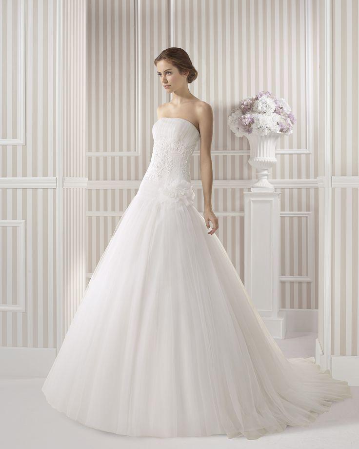 7S116 ELECTRA | Wedding Dresses | 2015 Collection | Luna Novias