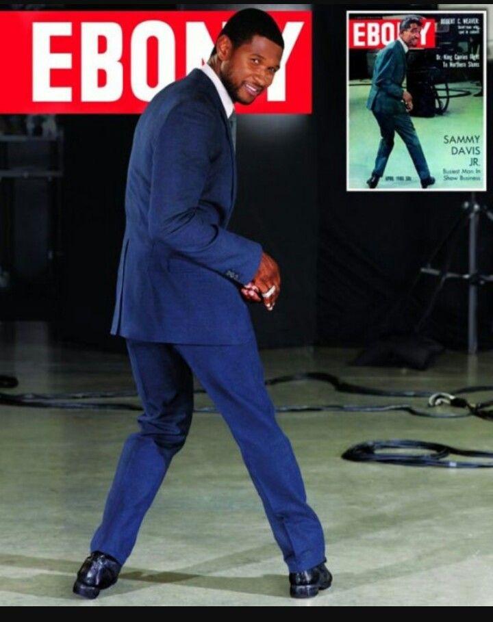 Usher as Sammy