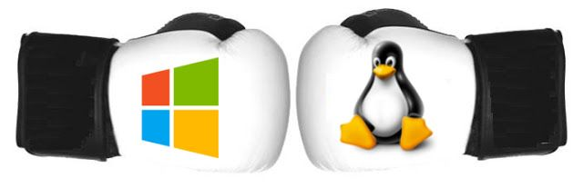 Easy to understand table differentiating #WindowsHosting and #Linuxhosting.