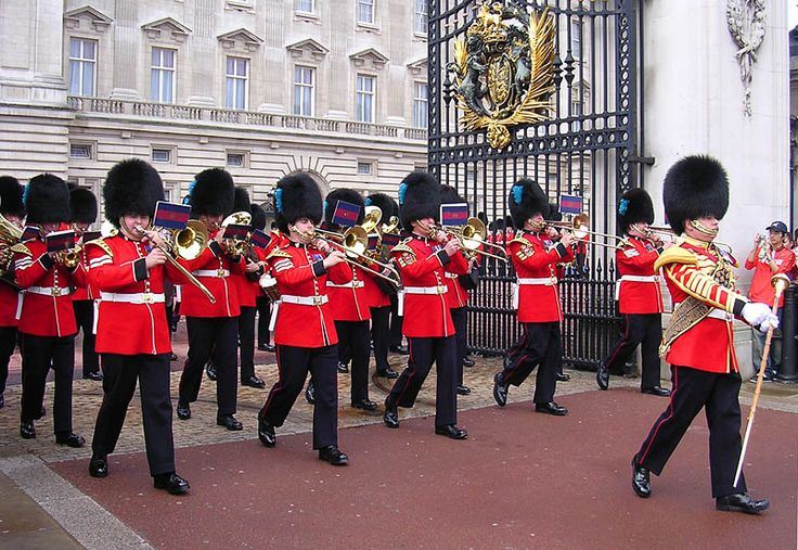 Changing of the Guard - London A must see in London, outside Buckingham Palace, but check out the schedule as it only happens daily from May to July, otherwise on alternate days