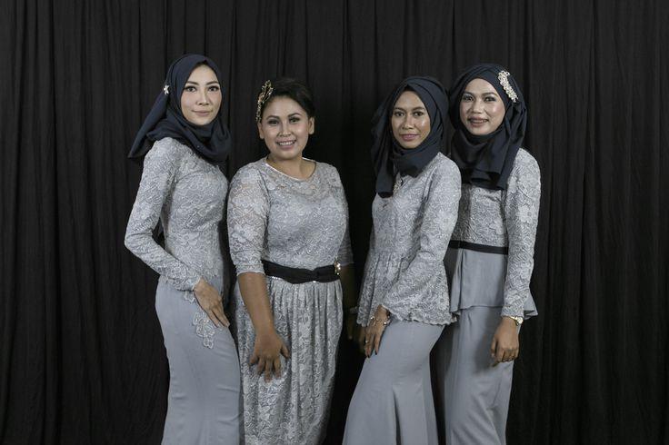 bridemaids moslem