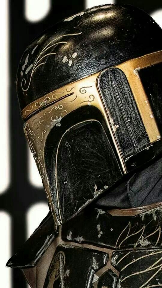 Wow! Awesome Elvish take on Mandalorian armor! <--- Leith Martin, I have a feeling you'd like this...