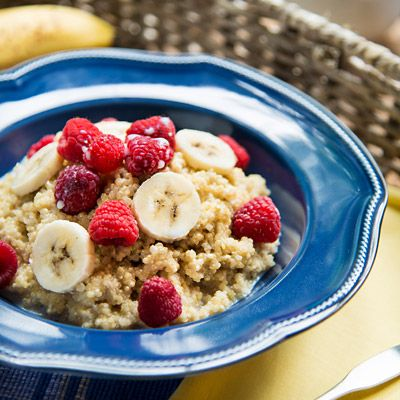 These delicious, healthy morning meals will have you looking forward to breakfast and keep you satisfied until lunch. #Healthy #ATBproject #YCH