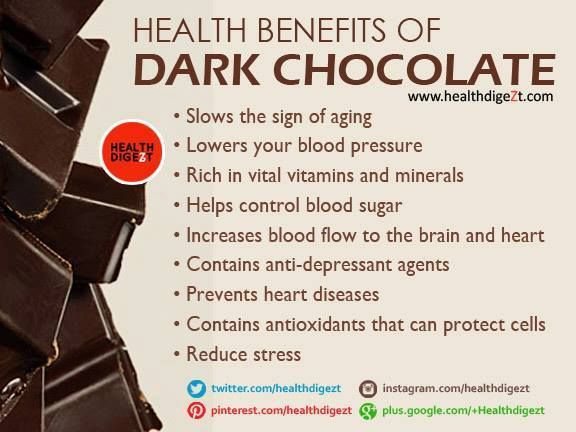 dark chocolate is good for health Does this give me the same benefit as eating dark chocolate without the sugar  and  flavanols, as the active ingredient responsible for the kuna's good health.