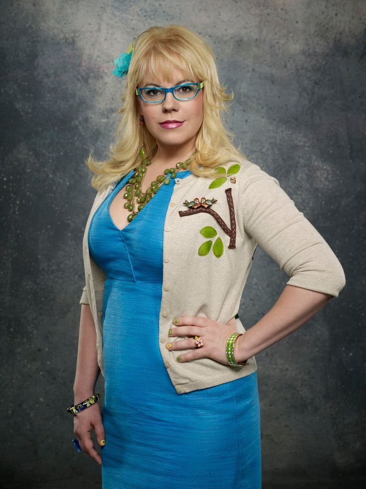 Penelope Garcia from Criminal Minds is my fashion muse. I love how fun her clothes are and they fit her personality!